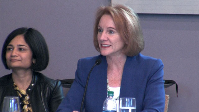 Mayor-Elect Jenny A. Durkan delivers remarks at Transition Committee Meeting