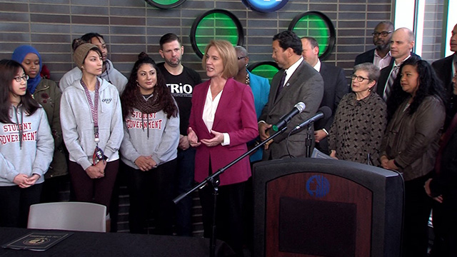 Mayor Durkan announces Seattle Promise College Tuition Program