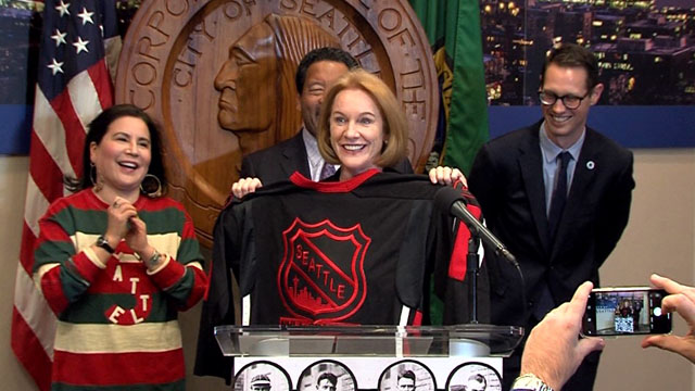 Mayor Durkan and Councilmember Juarez Applaud NHL Decision