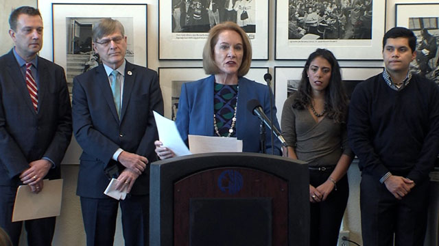 Mayor Durkan and City Attorney Holmes Tell Trump's Department of Justice: Seattle Will Not Be Bullied