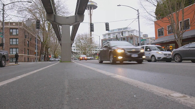 CityStream: Seattle's Safest Driver