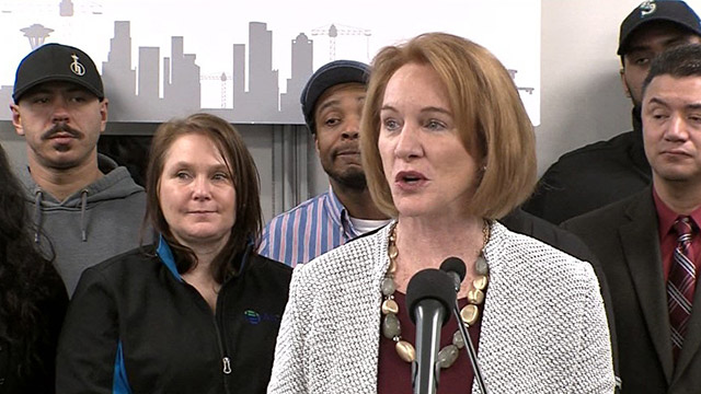 Mayor Durkan announces $2.1 million investment in Priority Hire