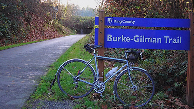 Lecture: History of the Burke-Gilman Trail