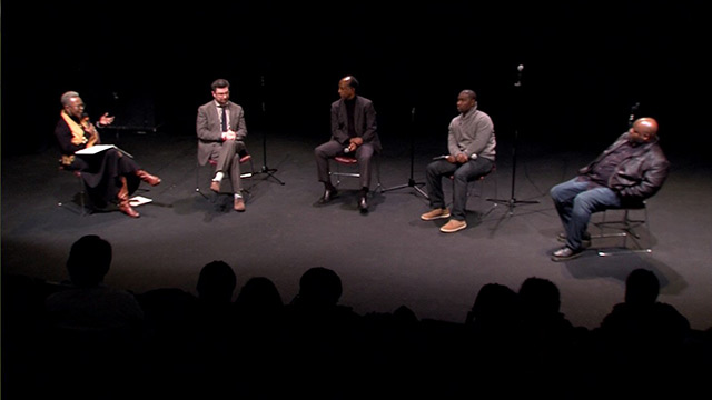 Panel discusses 'A Central Vision' documentary