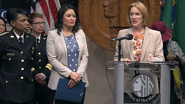 Mayor Durkan to Discuss Judge Robart's Ruling on the Consent Decree