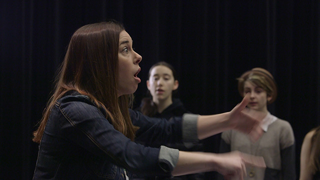 Art Zone: Courtney Rowley, Award-winning Choir Director - Ballard High