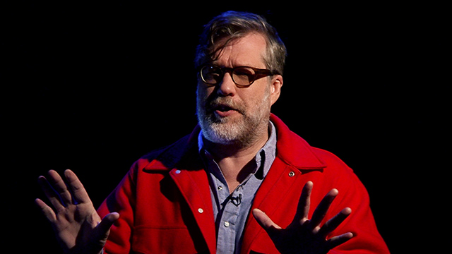 Art Zone: In Your Face with John Roderick