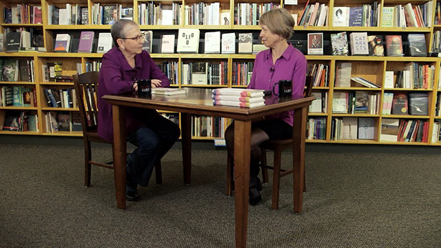 Book Lust with Nancy Pearl featuring Betsy Hanson
