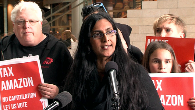 Councilmember Sawant responds to Council's plans to repeal Employee Hours Tax
