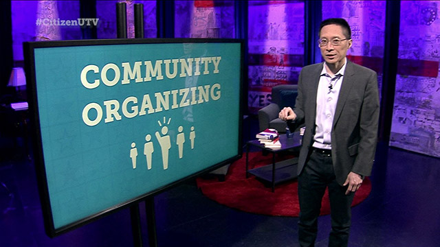 Citizen University TV: Community Organizing