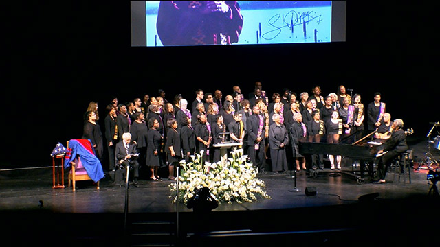 Celebration of Life - Memorial Service of Rev. Dr. Samuel Berry McKinney