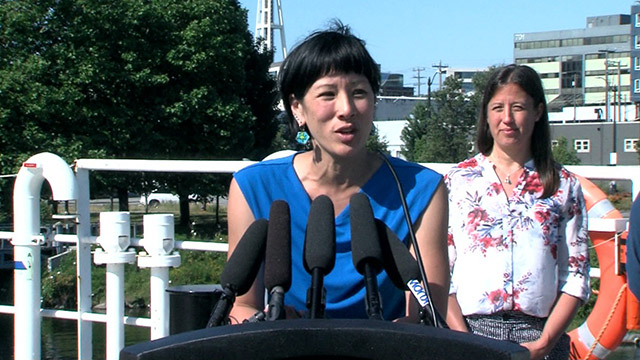 Press Conference answers questions ahead of Seattle's July 1 plastic utensil ban