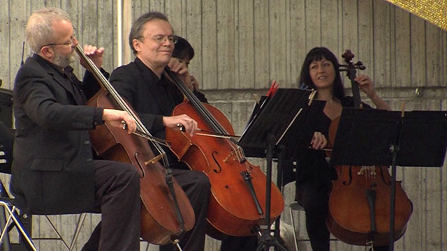 CityStream: Bach in the Subways