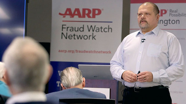 AARP Washington: Take charge of your digital identity