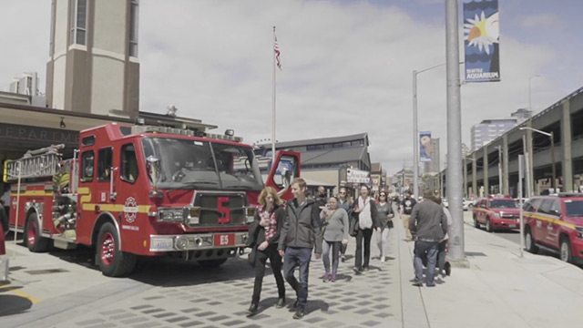 Seattle Fire Station 5 Reopens