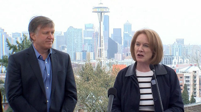 Mayor Durkan announces new actions to reduce emissions