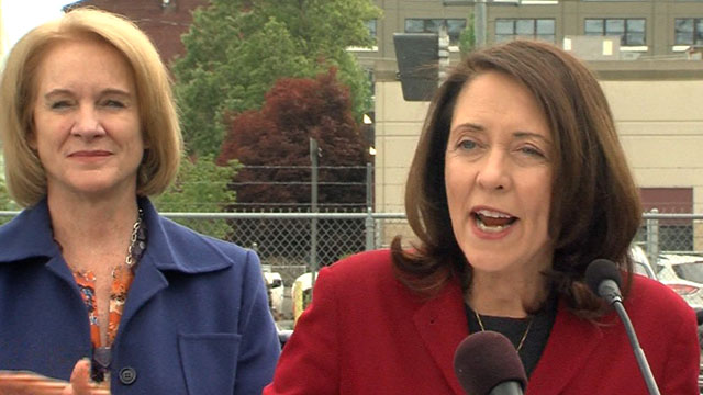 Mayor Durkan, U.S. Sen. Cantwell announce start of Lander Street Bridge Project