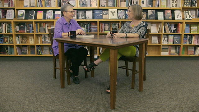 Book Lust with Nancy Pearl featuring Debra Dean