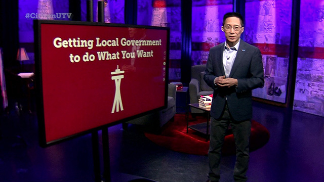 Citizen University TV: Lesson 303 - Citizen Lobbying