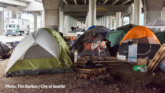 Seattle News Now on Homelessness 7/19/18