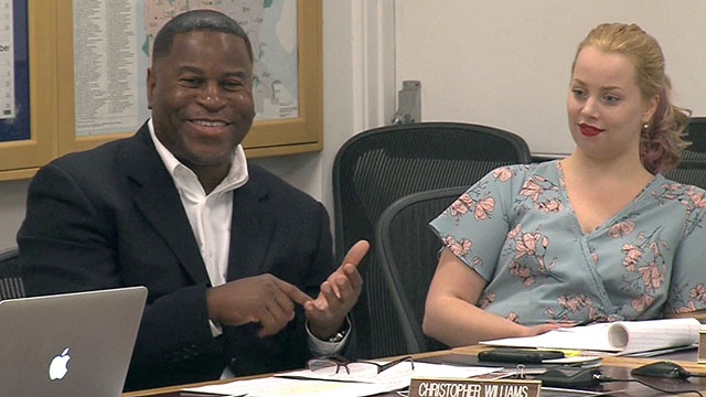 Seattle Board of Park Commissioners 8/23/18