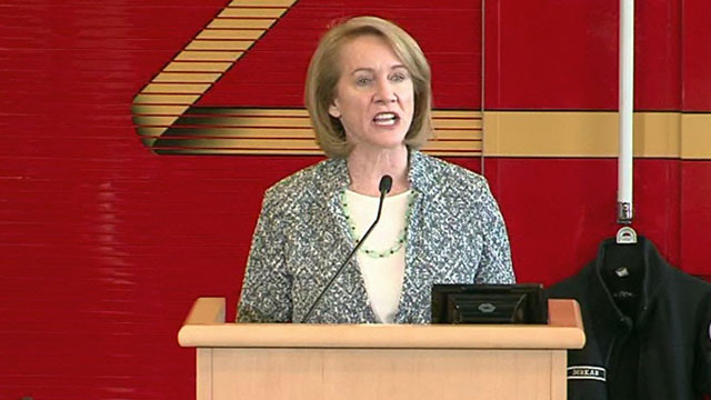 Mayor Durkan delivers her first budget address