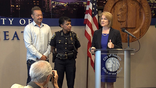 Mayor Durkan Names Interim Chief Carmen Best as Next Chief of the Seattle Police Department