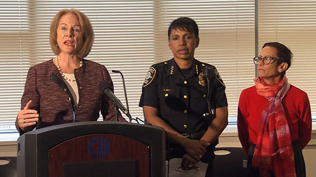 Chief Best, Mayor Durkan announce new rules for responsible gun storage