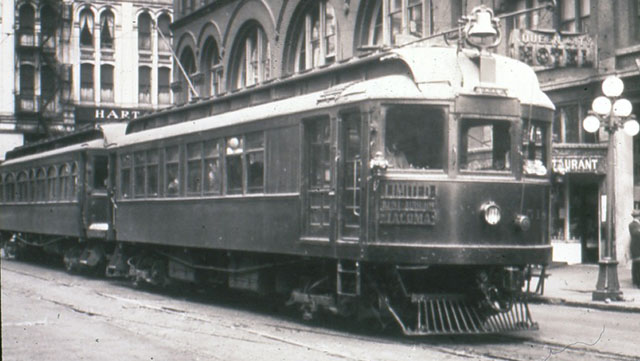 History in Motion: The Seattle-Tacoma Interurban Railway