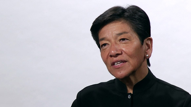 Influential Women of Washington State - Justice Mary Yu