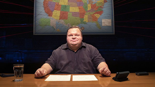 Interview: Mike Daisey