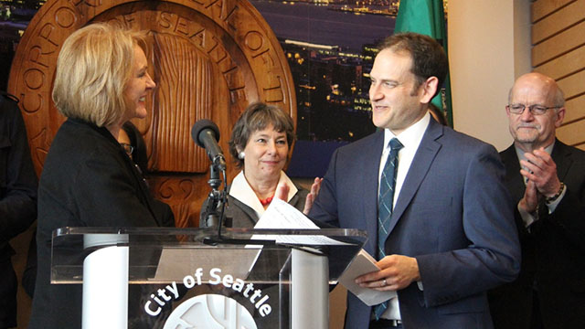 Mayor Jenny Durkan Nominates Next Director of the Seattle Department of Transportation