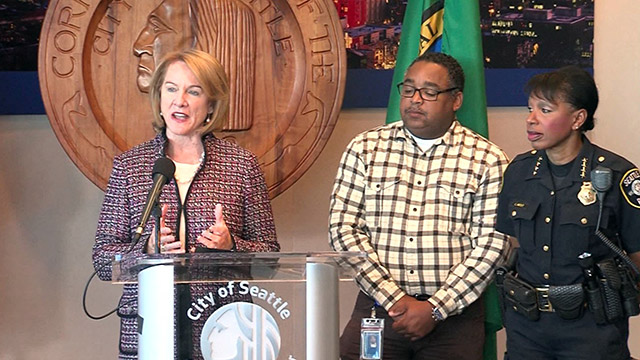Mayor Durkan announces tentative agreement with Seattle Police Officers Guild