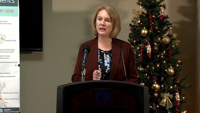Mayor Durkan announces increase in affordable housing