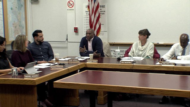 Seattle Board of Park Commissioners 10/25/18