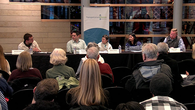 Transit Talks: 2019 Legislative Preview: Climate Equity + Transportation