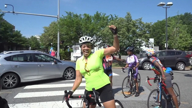 CityStream: Black Girls Do Bike