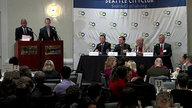 Town Square: Seattle CityClub's 2019 Legislative Preview