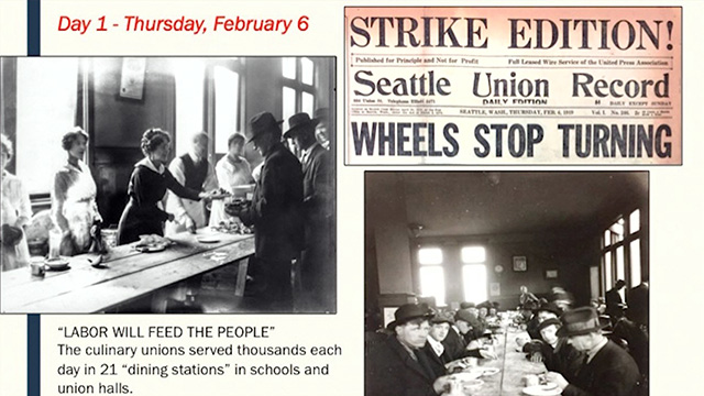 Solidarity Centennial: The 1919 General Strike in History & Memory