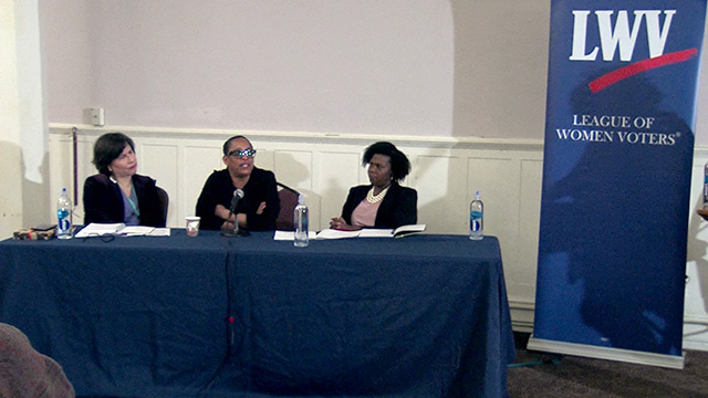 Panel explores racism in women's suffrage
