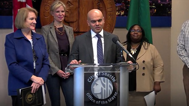 Mayor Announces Nomination of Saad Bashir as Next Chief Technology Officer for the City of Seattle