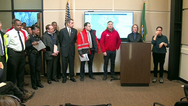 City, county, regional transportation partners outline severe weather prep