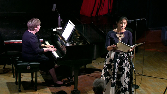 Front Row: Kenyon Classics for Flute, Soprano, and Piano