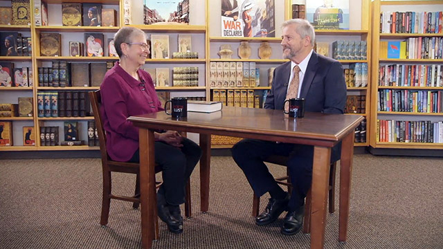 Book Lust with Nancy Pearl featuring Karl Marlantes