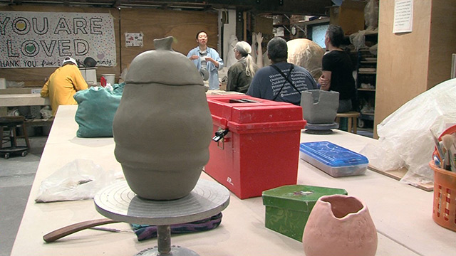 CityStream: Seward Park Clay Studio