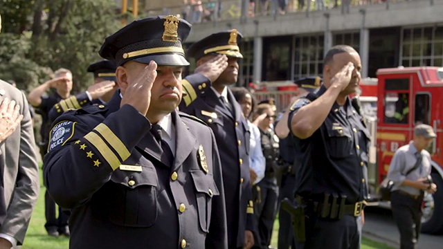 City of Seattle holds  9/11 remembrance service
