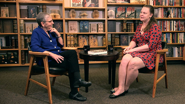 Book Lust with Nancy Pearl featuring Juliet Grames