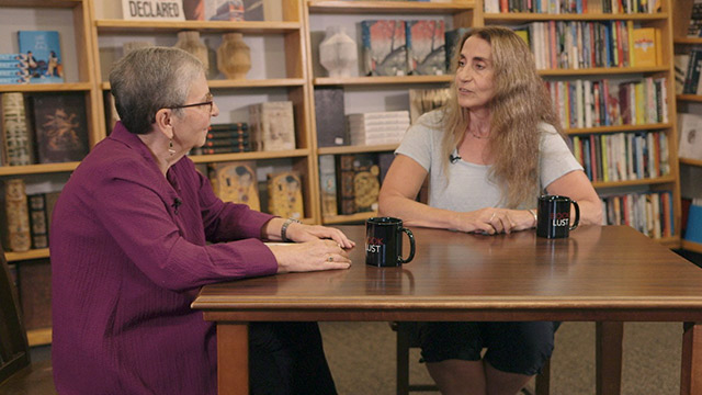 Book Lust with Nancy Pearl featuring Lauren Kessler