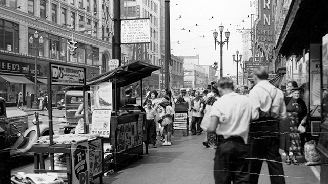 CityStream: Seattle at 150: Seattle Municipal Archives
