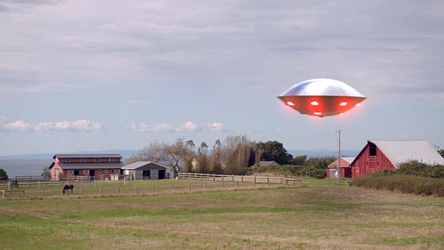 CityStream: UFOs: Do You Believe?